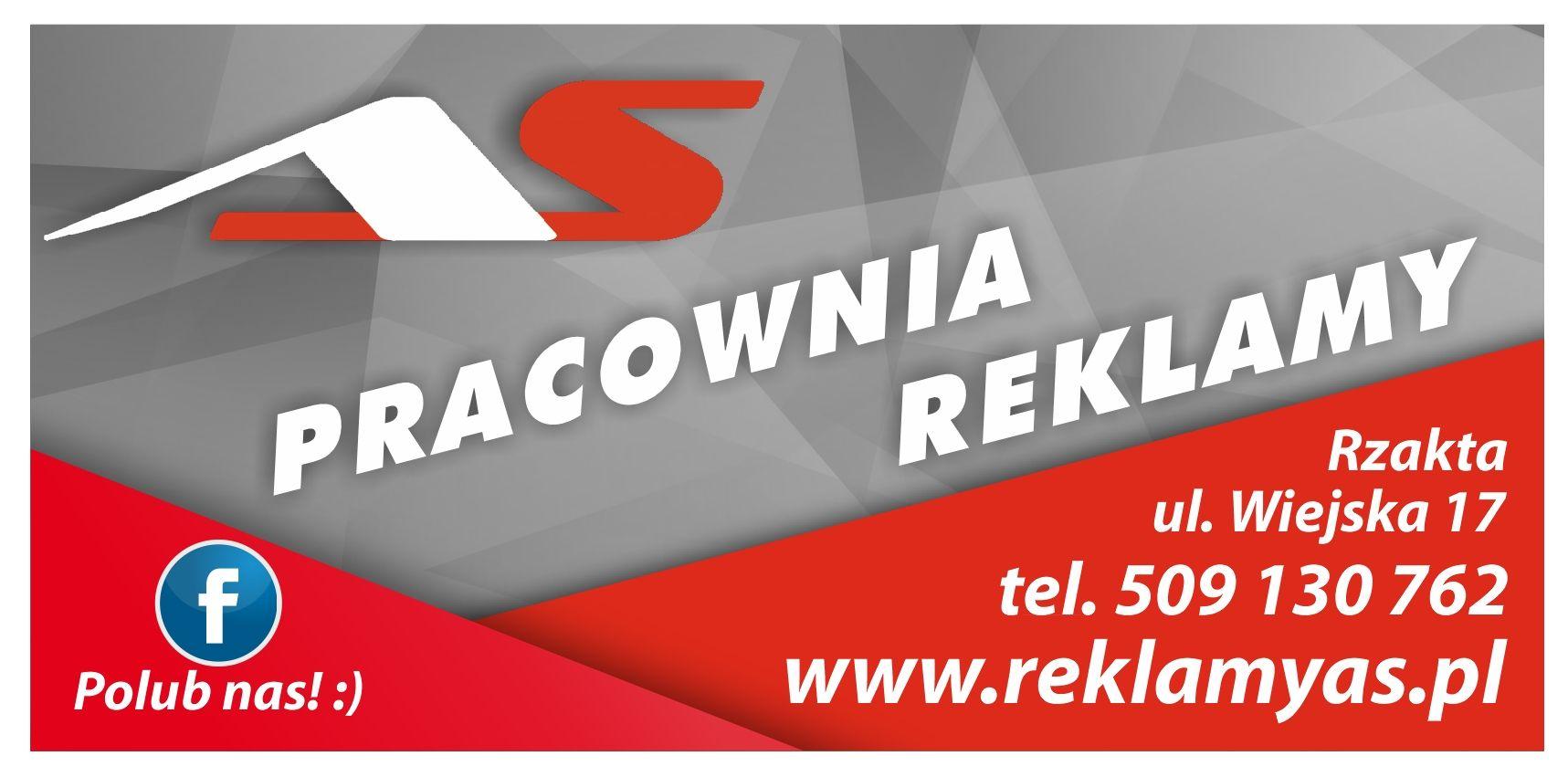 As Pracownia Reklam - Łukasz Dróżdż