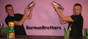 Barman Brothers  | Barmani na każdą imprezę  |  Ciekawa Oferta |