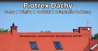 Piotrex-Dachy   Dachy   Więźby   Podbitki   Ocieplanie Poddaszy